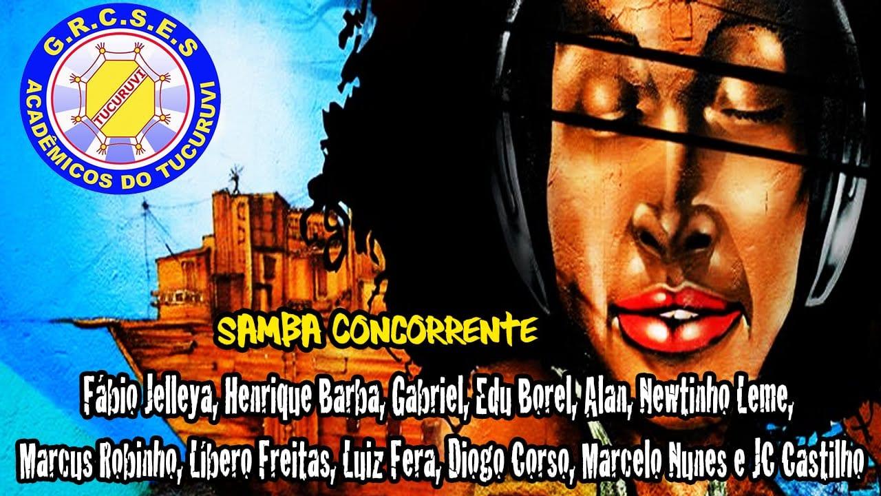Acadêmicos do Tucuruvi 2017   Samba Concorrente Henrique Barba e Cia (feat. Fino du Rap)