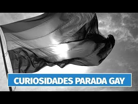 Curiosidades das 20 edições da Parada LGBT de SP #parada21