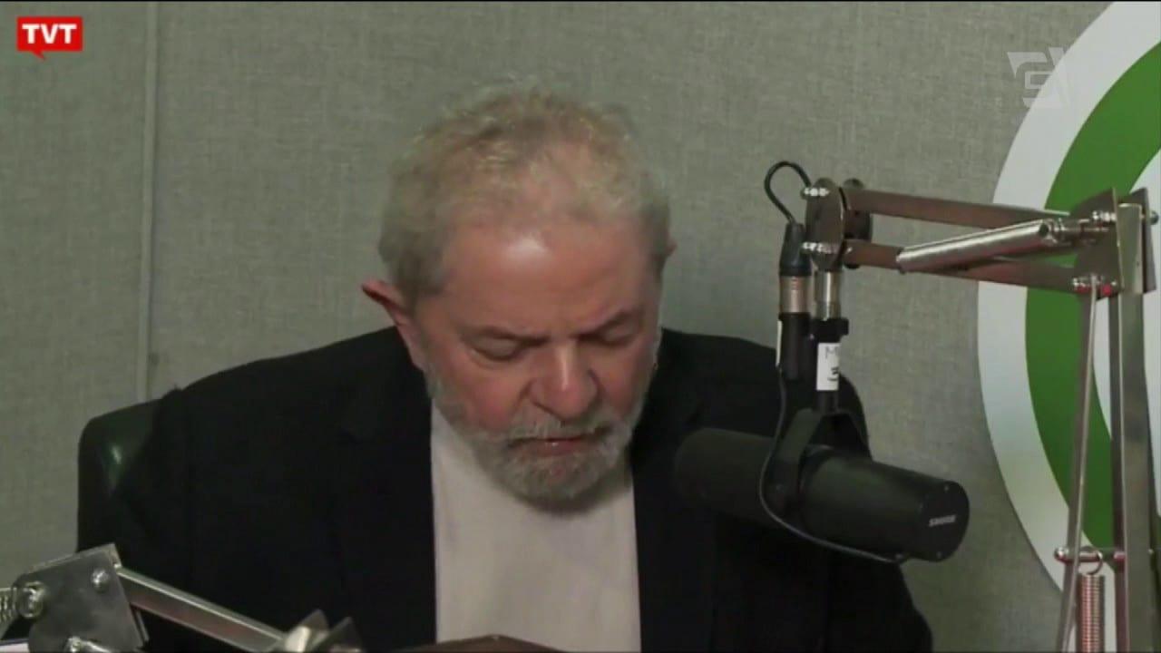 De novo, Lula diz que será absolvido