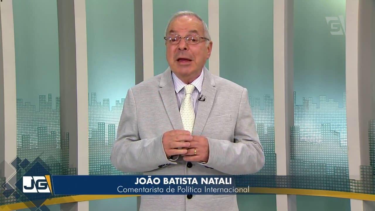 João Batista Natali/Ditadura venezuelana pronta para cair