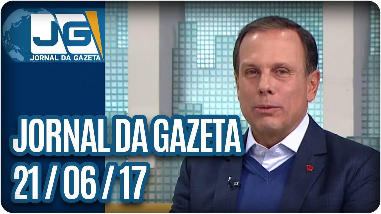 Jornal da Gazeta – 21/06/2017