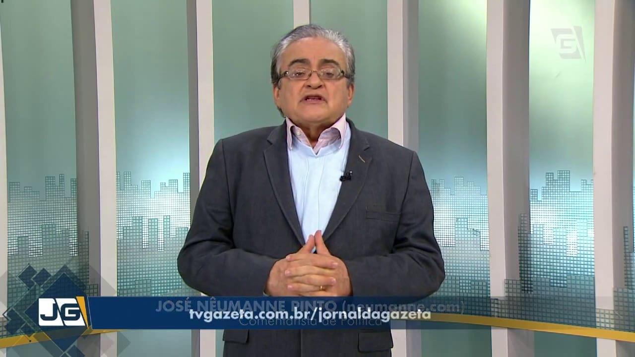 José Nêumanne Pinto/Renan prometeu bomba atômica, soltou traque junino