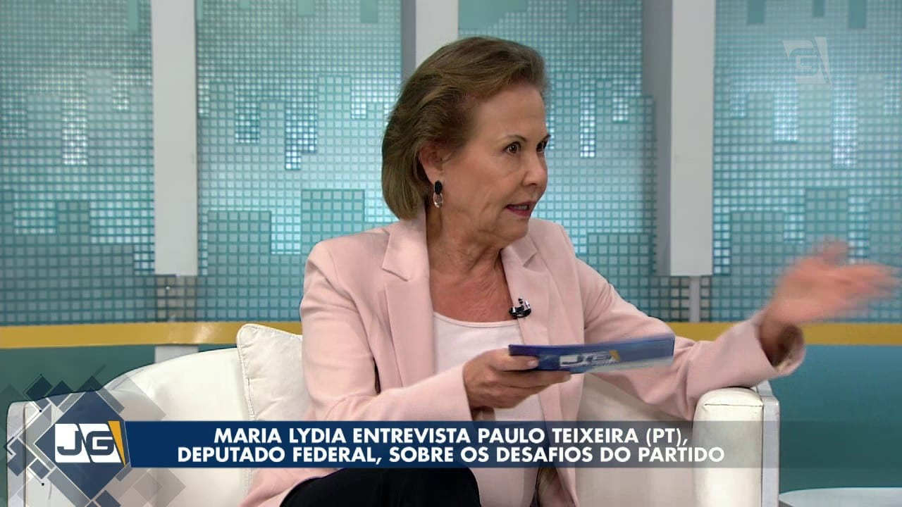 Maria Lydia entrevista Paulo Teixeira (PT), deputado federal, sobre os desafios do partido