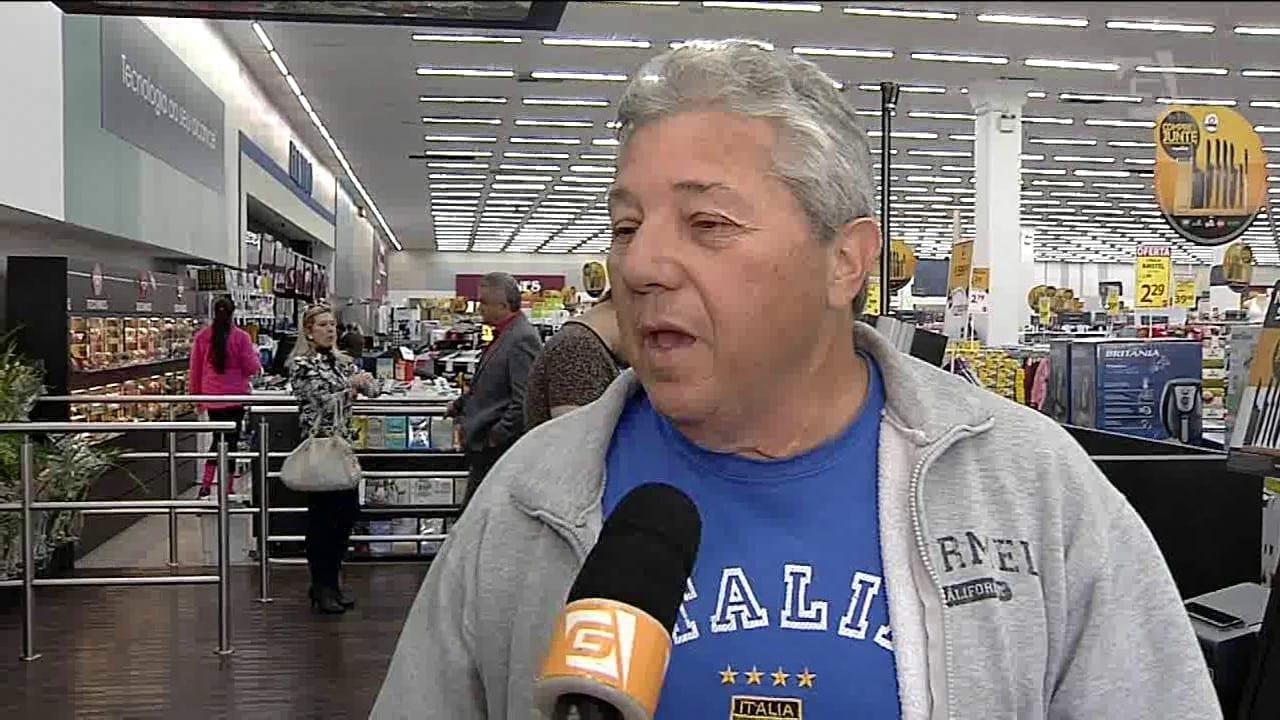 Autoatendimento nos supermercados
