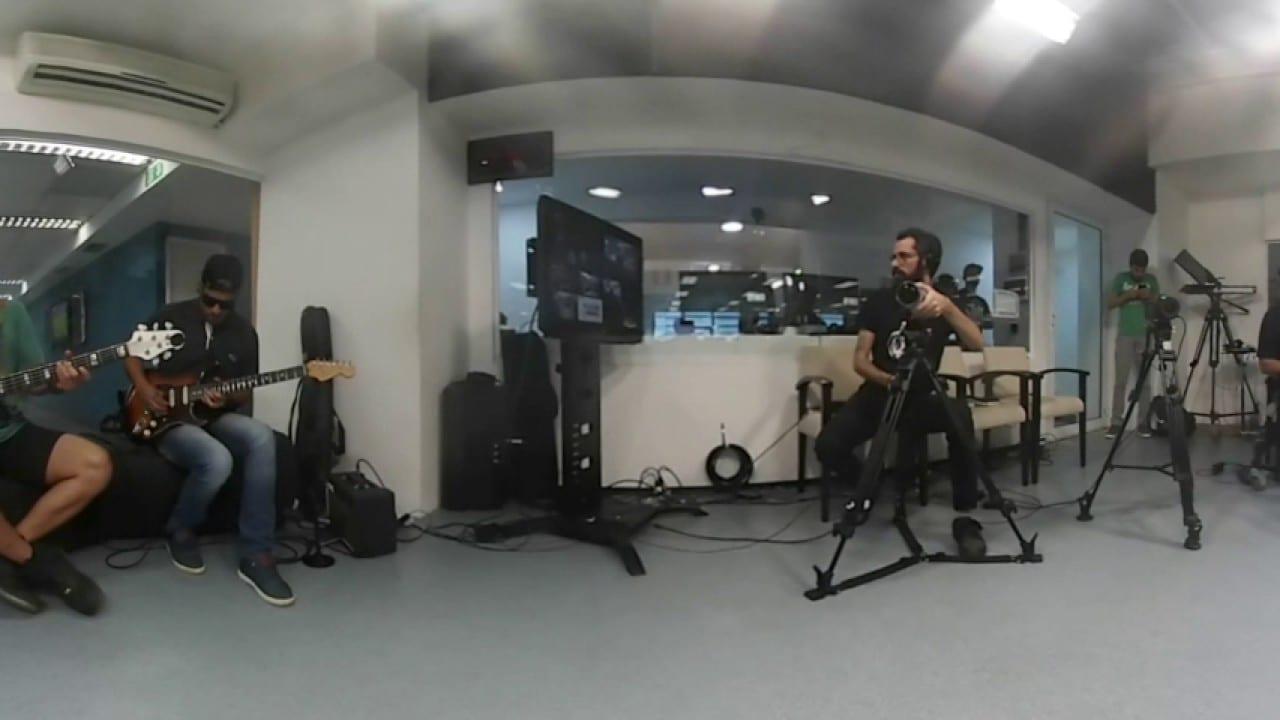 Estadão 360: Planta e Raiz canta 'Com Certeza'