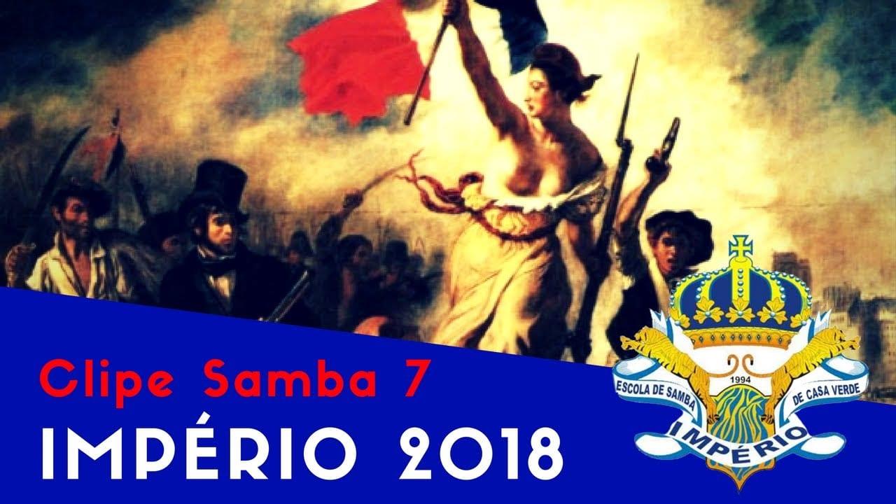 Império da Casa Verde 2018   Samba Campeão
