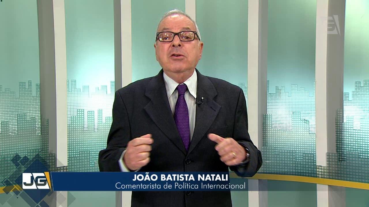 João Batista Natali / Constituinte de mentira na Venezuela