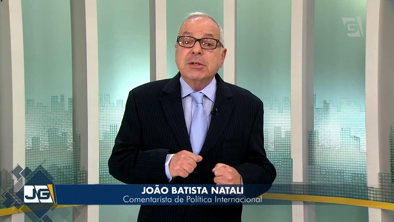 João Batista Natali/ Trump se enrosca com os russos