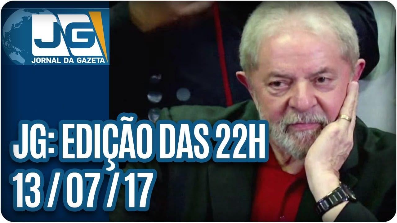 Jornal da Gazeta – Edição das 10 – 13/07/2017
