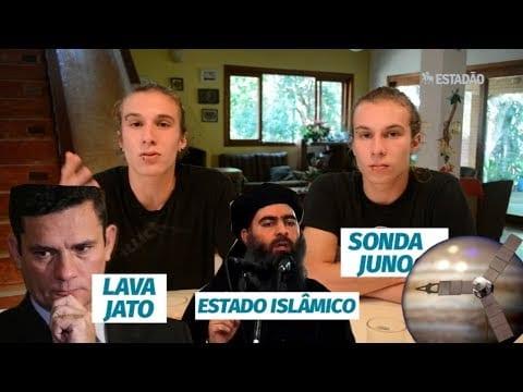Lado A Lado B: Lava Jato, Estado Islâmico e Sonda Juno