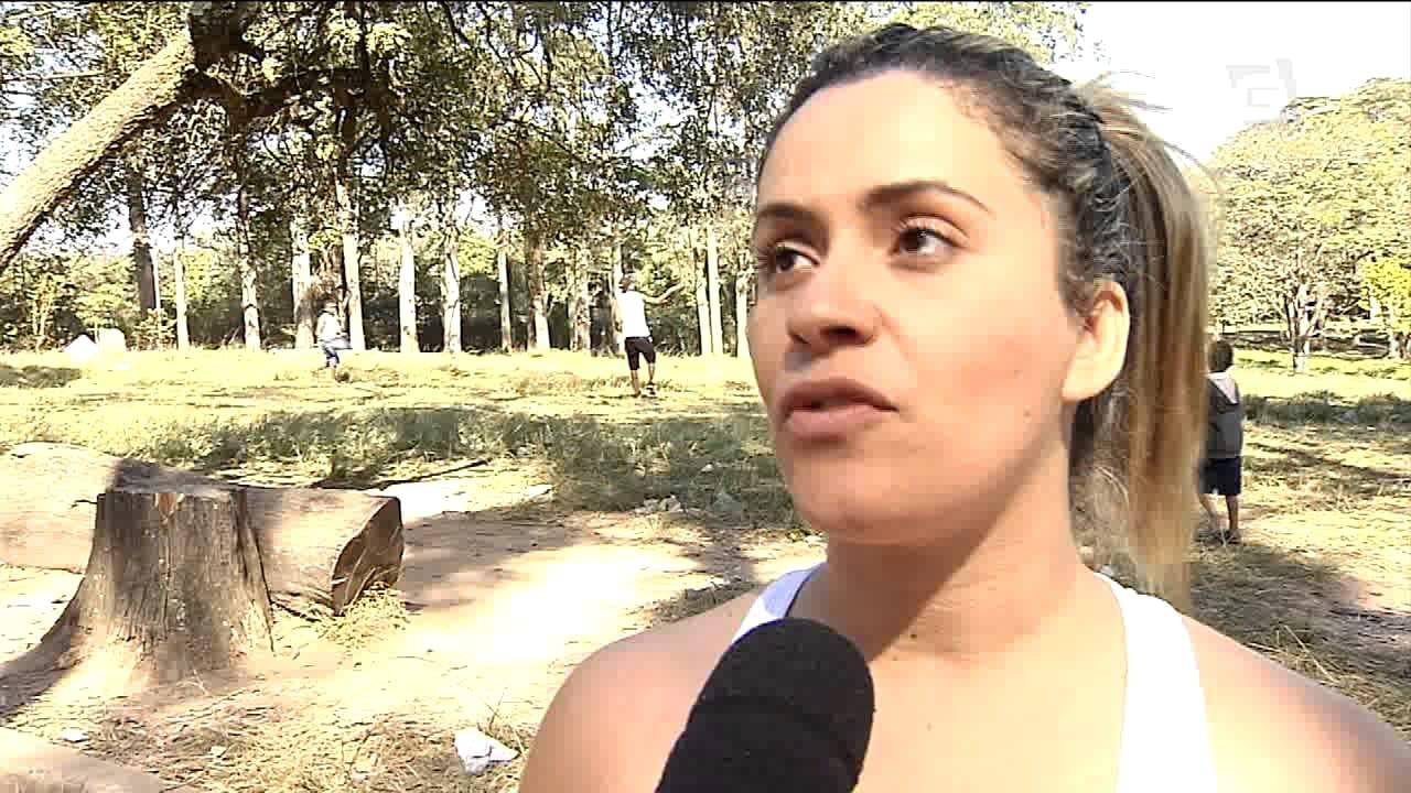 Parque do Carmo: muitos problemas