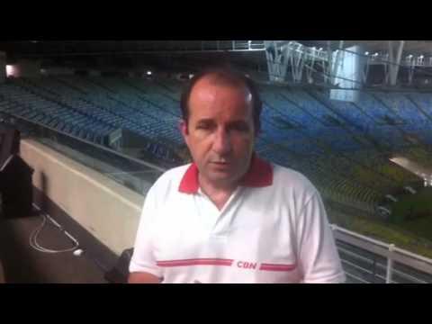 A Libertadores é logo ali