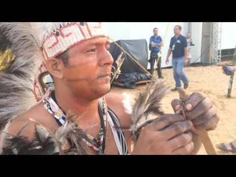 Arco e Flecha é um dos destaques dos Jogos Mundiais Indígenas