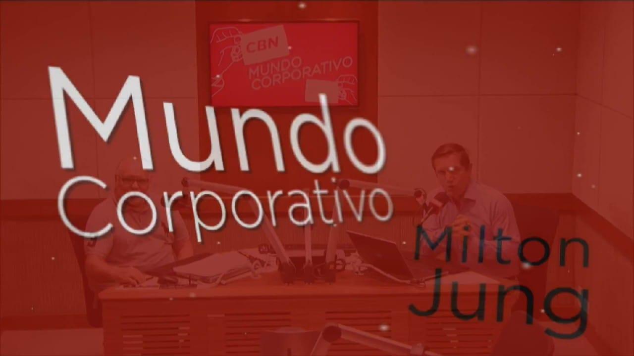 """CBN – Mundo Corporativo: """"Decidimos as compras com o coração do cérebro"""", diz Humberto Pandolpho Jr"""